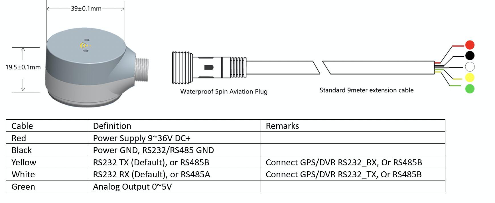 BLE Bluetooth Ultrasonic Fuel Level Sensor.png